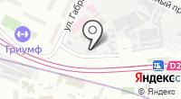 ЛайнТек на карте