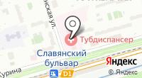 Противотуберкулезный диспансер №14 на карте