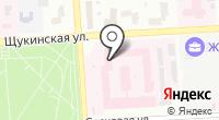 Орт-Рипсел на карте