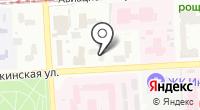 Бутил и Ко на карте