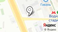 Хонда на Водном стадионе на карте