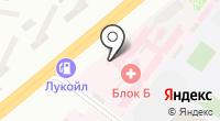 Центр детской гематологии на карте