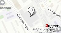 ТБСС на карте