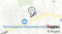 Климовск-Дез на карте