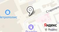 Студия натяжных потолков на карте
