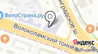 Estateline.ru на карте