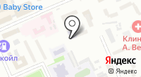 Спартак-2 на карте