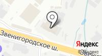 Рокфол на карте