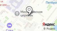 Сильверлайн на карте