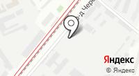 Шиномонтаж на Черепановых проезде на карте