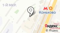 GIT на карте