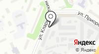 Цербер-М на карте