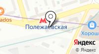 ВНИИЭСХ на карте