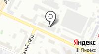 Кэмп на карте