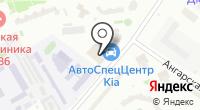 М-сервис-М на карте