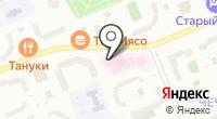 Городская поликлиника №121 на карте