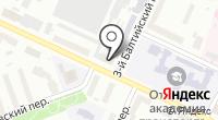 ДжейЭнБиРус на карте
