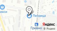 Алеф на карте