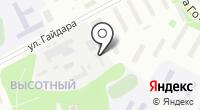 Теплосеть г. Подольск на карте