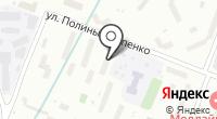 Хорошевский на карте