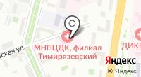 Московский научно-практический центр дерматовенерологии и косметологии на карте