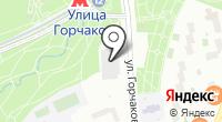 AshCar на карте