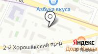 Хорошевка на карте