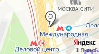Станция Международная на карте