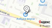 Частный детектив 709 на карте
