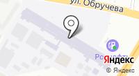 Испарос на карте