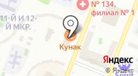 ГСТС на карте