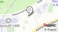 Казакофф на карте