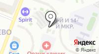 Мастерская по ремонту обуви на Ясногорской на карте