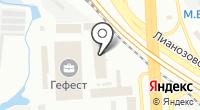 Интегра Про на карте