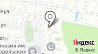 Климовская электросеть на карте