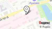 Городская поликлиника №42 на карте