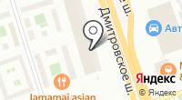 Гута на карте