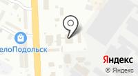 Подольский троллейбус на карте