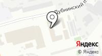 Президент-Нева на карте