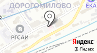 Клиника Доктора Воробьева на карте