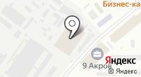Изиком на карте