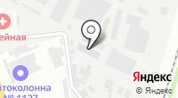 Подольск-Привод на карте