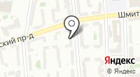 Акватоп на карте