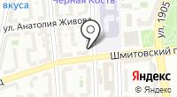 Симона А на карте
