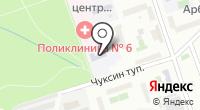 Медицинский колледж №1 на карте