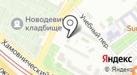Комиссионный магазин на Лужнецком проезде на карте