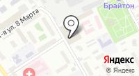 Институт информационной технологии на карте