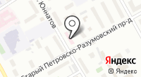 Городская поликлиника №157 на карте