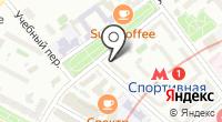 Вымпел-А на карте