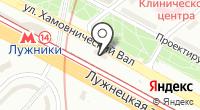 Юго-Западная транспортная прокуратура на карте